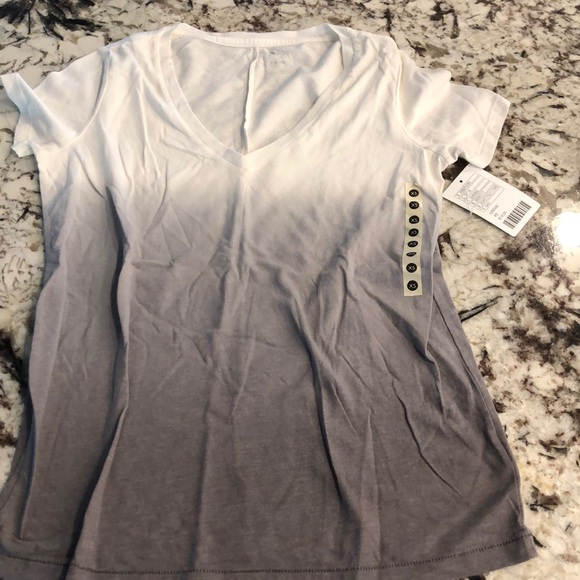 BDG Tops - Urban outfitter ombré tee XS